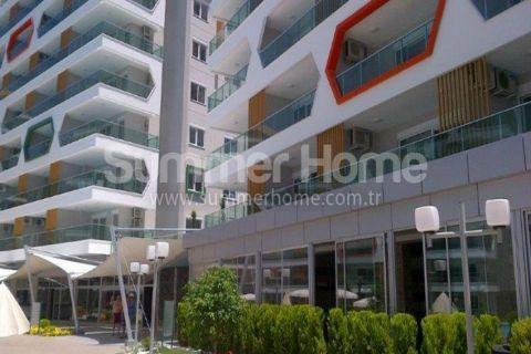 Emerald Park Apartments in Alanya - 17