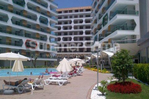 Emerald Park Apartments in Alanya - 18