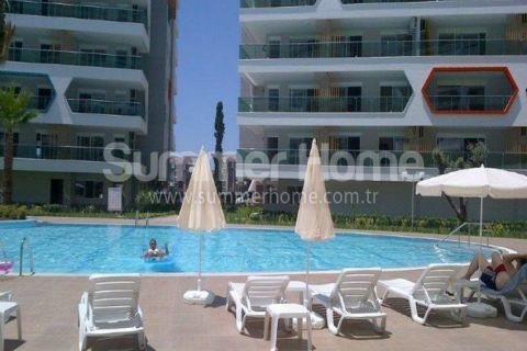 Emerald Park Apartments in Alanya - 19