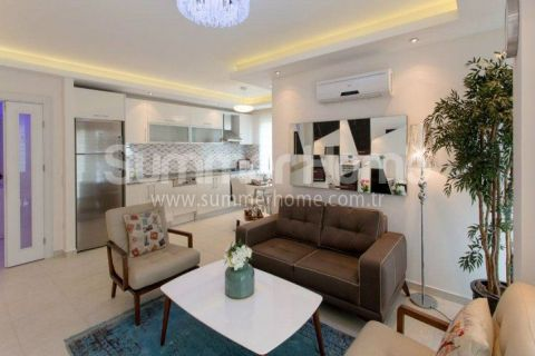 Emerald Park Apartments in Alanya - Interior Photos - 50