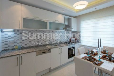 Emerald Park Apartments in Alanya - Interior Photos - 52
