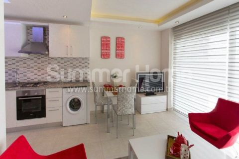 Emerald Park Apartments in Alanya - Interior Photos - 60