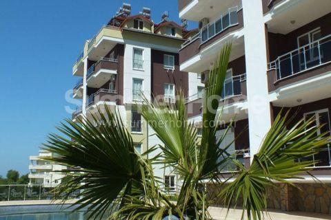 Moderne Residence in Avsallar - 2
