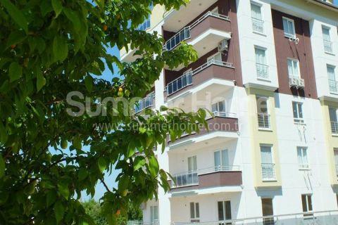 Moderne Residence in Avsallar - 4