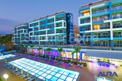 2-х комнатные квартиры в комплексе Aura Blue - 6