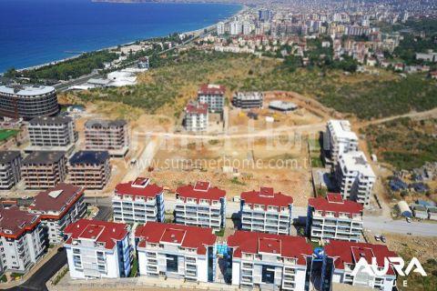 2-х комнатные квартиры в комплексе Aura Blue - 8