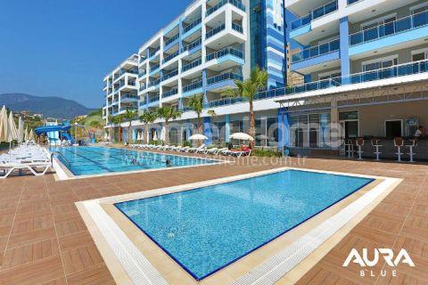 2-х комнатные квартиры в комплексе Aura Blue - 9