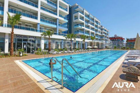 2-х комнатные квартиры в комплексе Aura Blue - 11