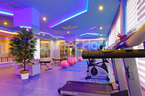 Luxusné 2-izbové apartmány v Aura Blue v Alanyi - Fotky interiéru - 14