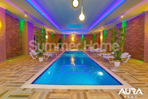 Luxusné 2-izbové apartmány v Aura Blue v Alanyi - Fotky interiéru - 15