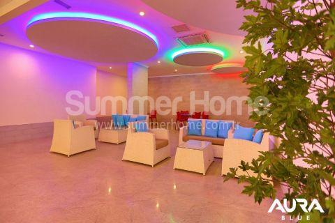 Luxusné 2-izbové apartmány v Aura Blue v Alanyi - Fotky interiéru - 17