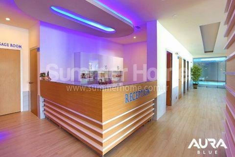 Luxusné 2-izbové apartmány v Aura Blue v Alanyi - Fotky interiéru - 19
