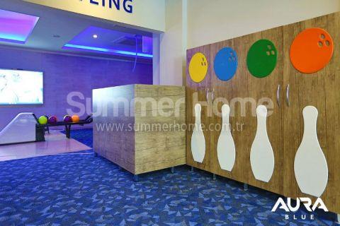 2-х комнатные квартиры в комплексе Aura Blue - Фотографии комнат - 22