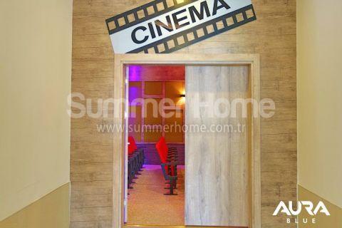 Luxusné 2-izbové apartmány v Aura Blue v Alanyi - Fotky interiéru - 24