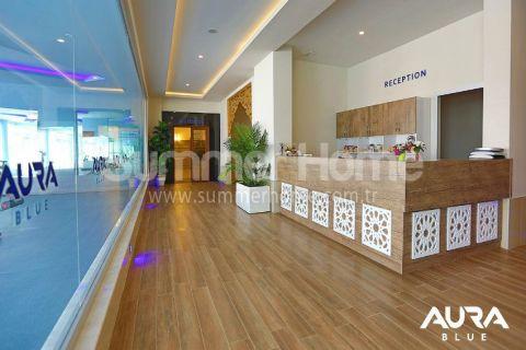 Luxusné 2-izbové apartmány v Aura Blue v Alanyi - Fotky interiéru - 26