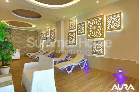 Luxusné 2-izbové apartmány v Aura Blue v Alanyi - Fotky interiéru - 29