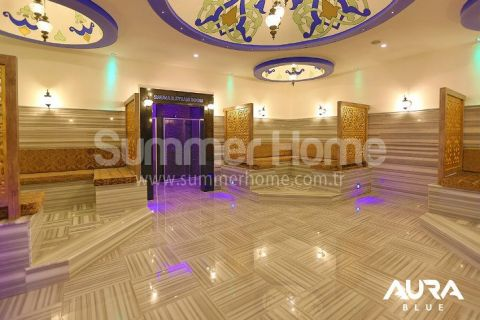 Luxusné 2-izbové apartmány v Aura Blue v Alanyi - Fotky interiéru - 31