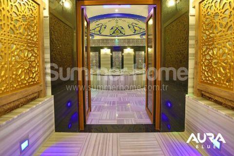 Luxusné 2-izbové apartmány v Aura Blue v Alanyi - Fotky interiéru - 33