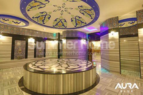 Luxusné 2-izbové apartmány v Aura Blue v Alanyi - Fotky interiéru - 35