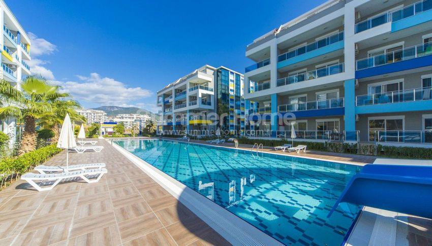 阿拉尼亚凯斯泰尔现代独立住宅区的海景公寓 general - 1