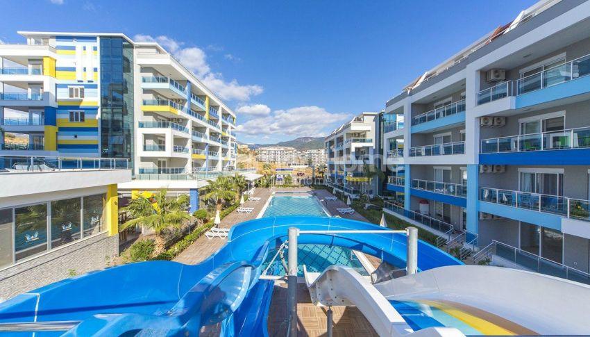 阿拉尼亚凯斯泰尔现代独立住宅区的海景公寓 general - 2