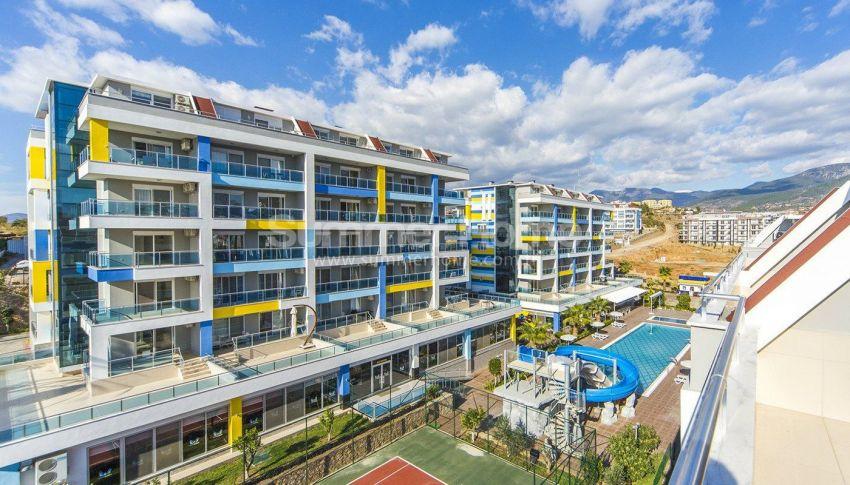 阿拉尼亚凯斯泰尔现代独立住宅区的海景公寓 general - 7