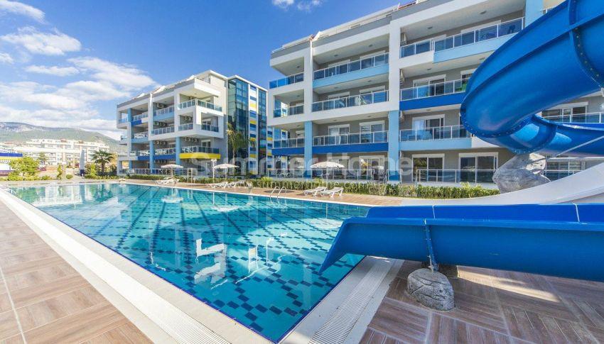 阿拉尼亚凯斯泰尔现代独立住宅区的海景公寓 general - 8