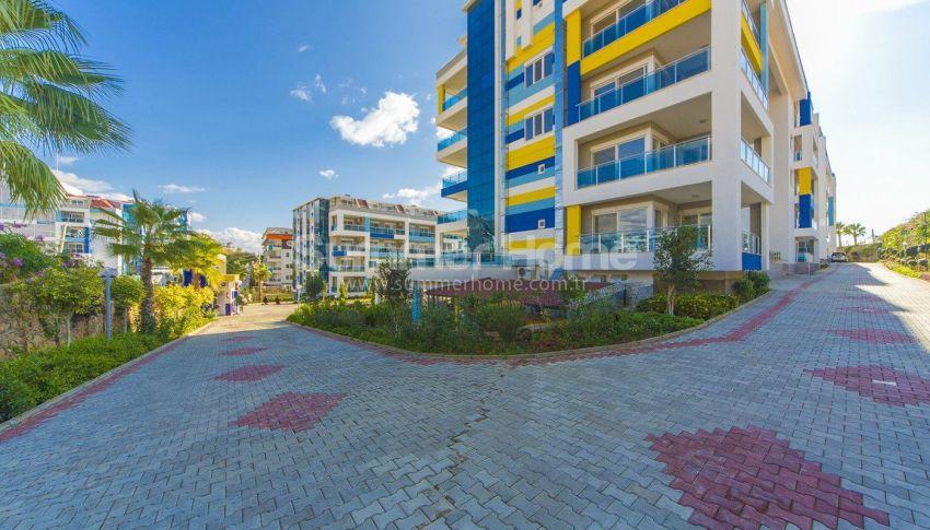 阿拉尼亚凯斯泰尔现代独立住宅区的海景公寓 general - 10