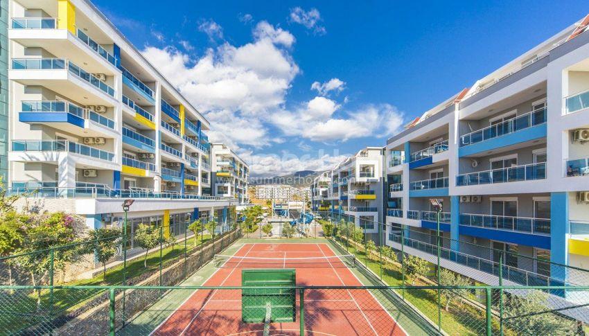 阿拉尼亚凯斯泰尔现代独立住宅区的海景公寓 general - 11