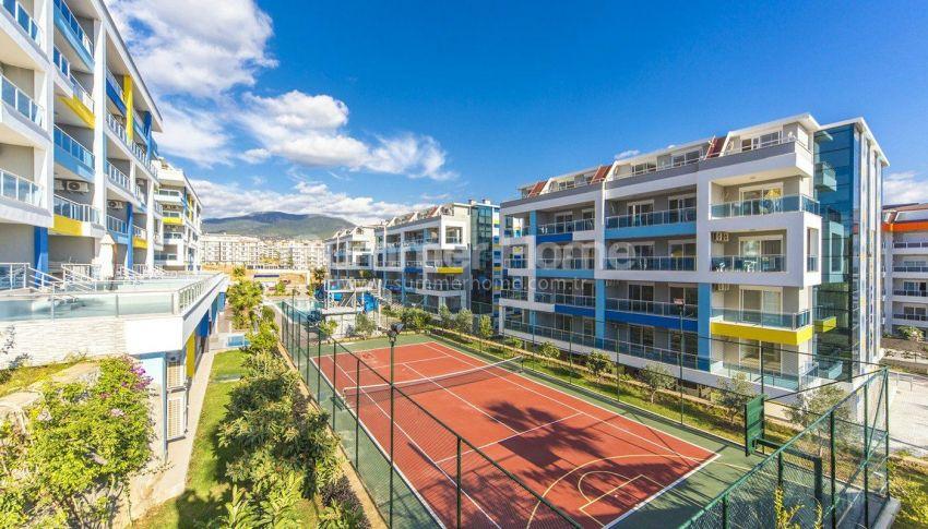 阿拉尼亚凯斯泰尔现代独立住宅区的海景公寓 general - 12