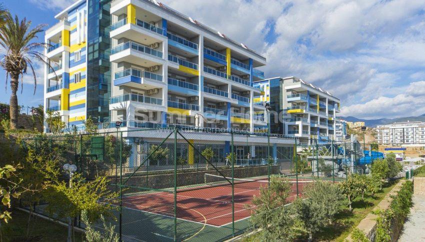 阿拉尼亚凯斯泰尔现代独立住宅区的海景公寓 general - 13