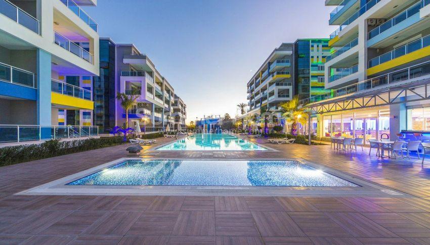 阿拉尼亚凯斯泰尔现代独立住宅区的海景公寓 general - 14