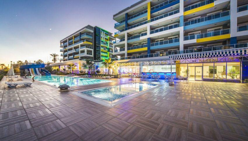 阿拉尼亚凯斯泰尔现代独立住宅区的海景公寓 general - 15