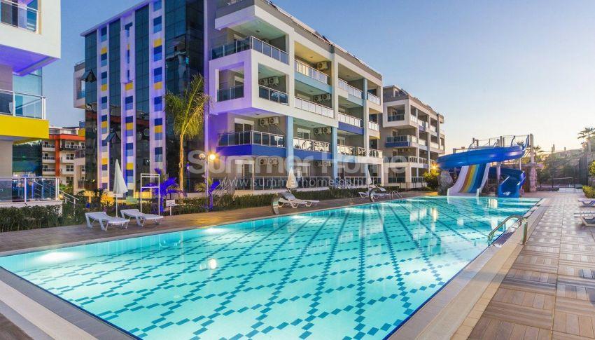 阿拉尼亚凯斯泰尔现代独立住宅区的海景公寓 general - 16