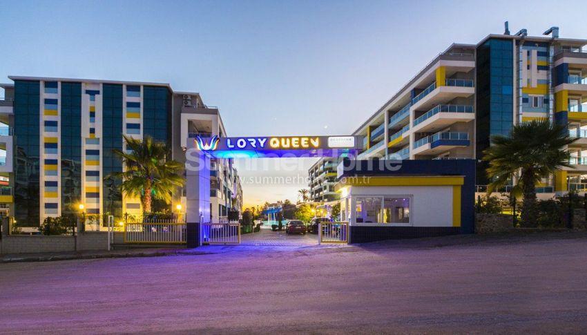 阿拉尼亚凯斯泰尔现代独立住宅区的海景公寓 general - 17