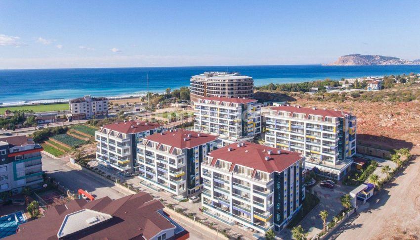 阿拉尼亚凯斯泰尔现代独立住宅区的海景公寓 general - 20