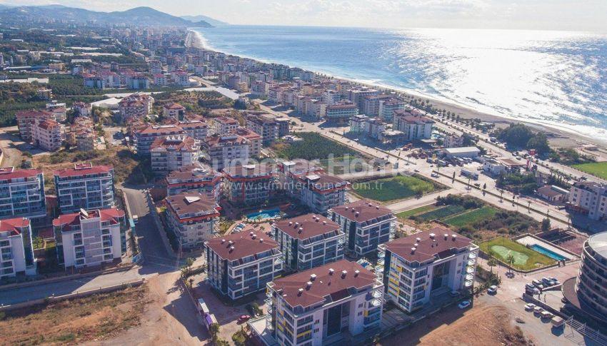 阿拉尼亚凯斯泰尔现代独立住宅区的海景公寓 general - 23