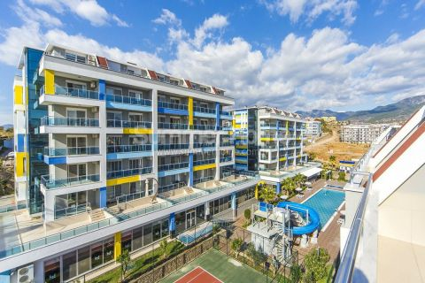 1-Bedroom Sea View Apartment in Lory Queen in Alanya