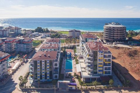 1-Bedroom Sea View Apartment in Lory Queen in Alanya - 20