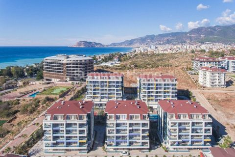 1-Bedroom Sea View Apartment in Lory Queen in Alanya - 21
