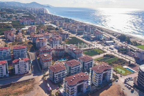 1-Bedroom Sea View Apartment in Lory Queen in Alanya - 22