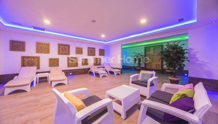 阿拉尼亚凯斯泰尔现代独立住宅区的海景公寓 interior - 25