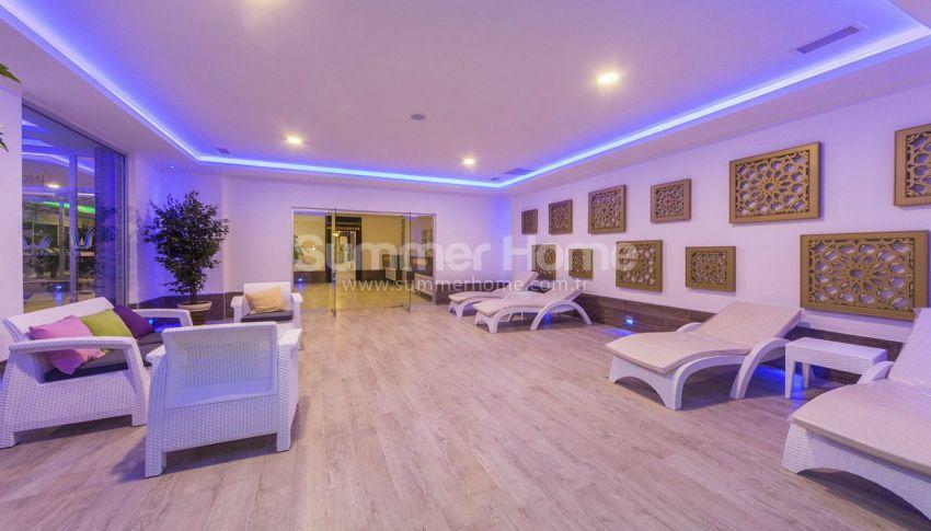 阿拉尼亚凯斯泰尔现代独立住宅区的海景公寓 interior - 26