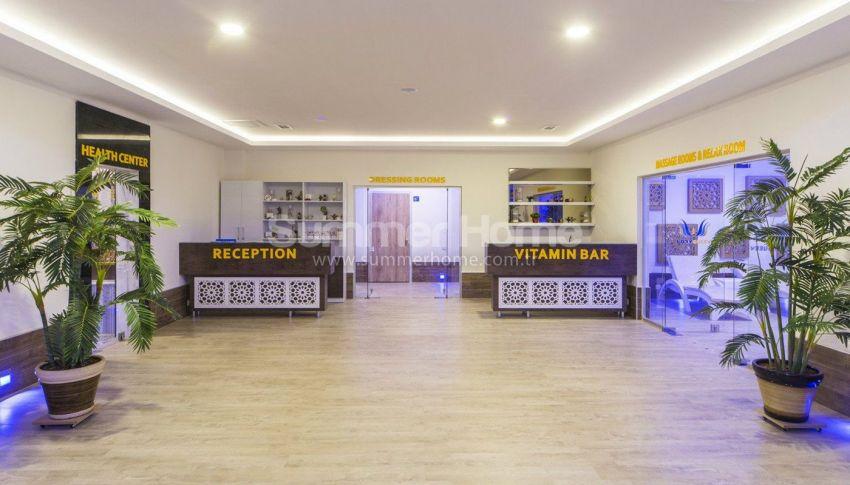 阿拉尼亚凯斯泰尔现代独立住宅区的海景公寓 interior - 29