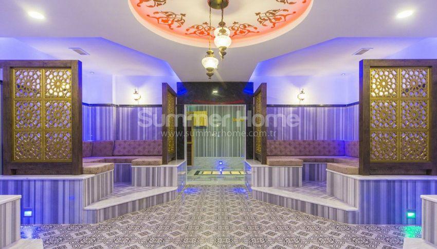 阿拉尼亚凯斯泰尔现代独立住宅区的海景公寓 interior - 31