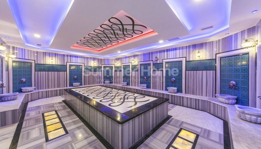 阿拉尼亚凯斯泰尔现代独立住宅区的海景公寓 interior - 33
