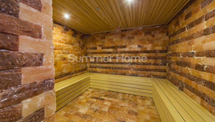 阿拉尼亚凯斯泰尔现代独立住宅区的海景公寓 interior - 34