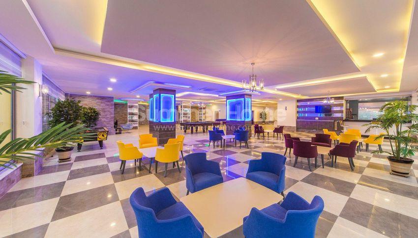 阿拉尼亚凯斯泰尔现代独立住宅区的海景公寓 interior - 37