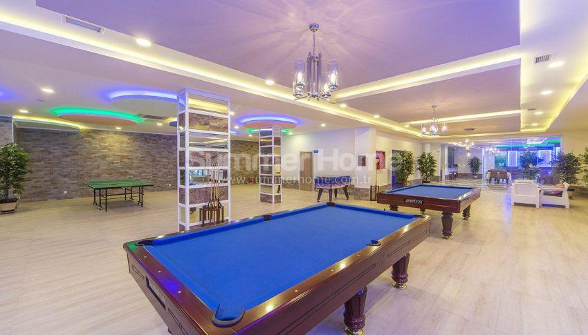 阿拉尼亚凯斯泰尔现代独立住宅区的海景公寓 interior - 38