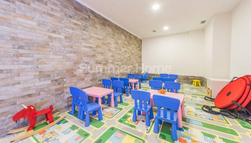 阿拉尼亚凯斯泰尔现代独立住宅区的海景公寓 interior - 40